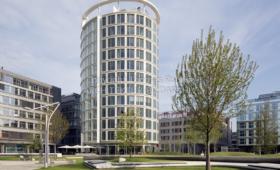 Bürogebäude Coffee Plaza Hamburg