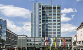 Neues Rathaus Bayreuth