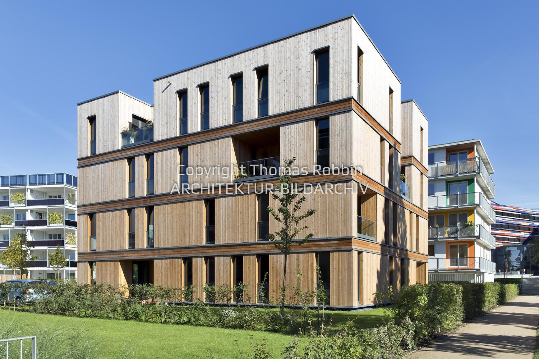 Zeitgenössische Architektur – Thomas Robbin